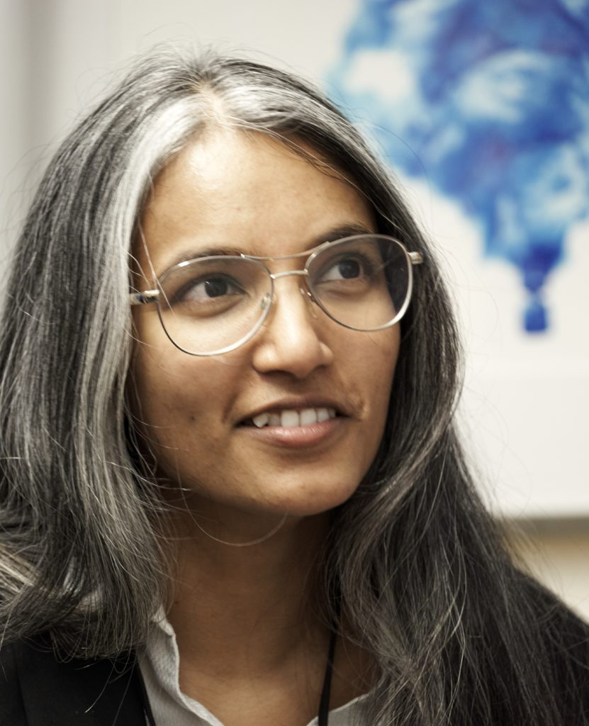 Meher Sanku, resarcher at the department of Chemical Engineering at Lund University.